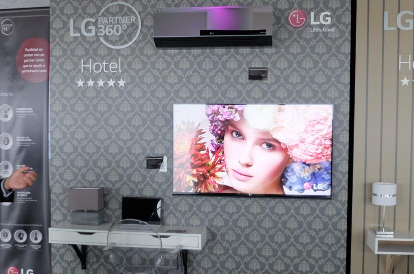 LG nos enseña su nueva gama de monitores y pantallas profesionales con WebOS 2.0, Imagen 3