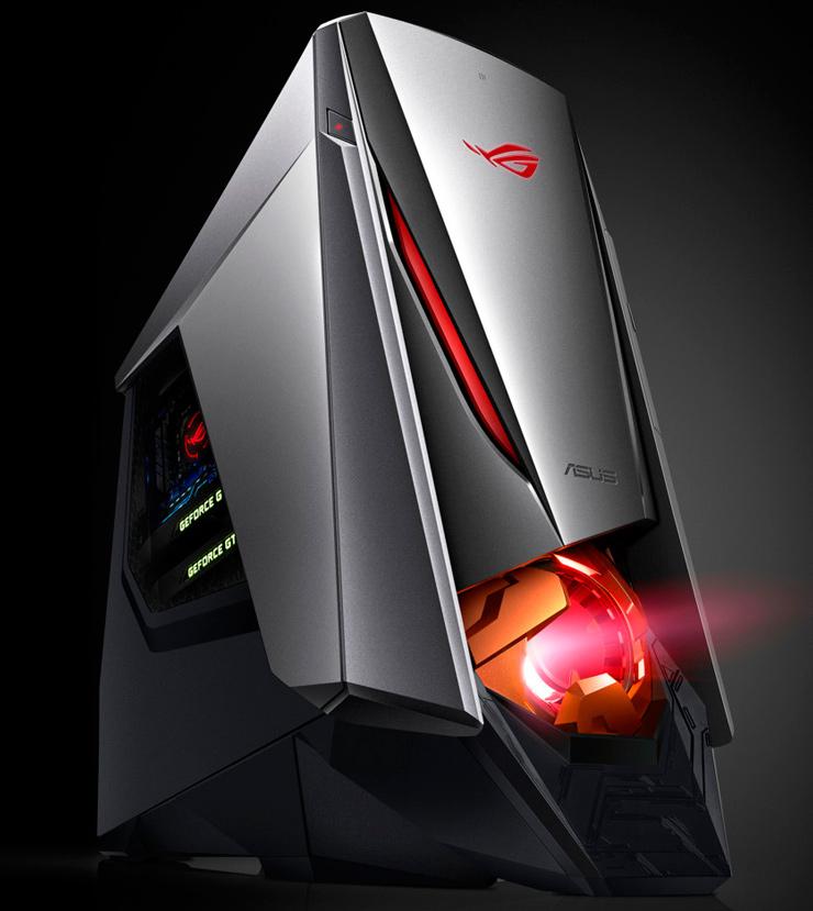 ASUS ROG GT51CA, un pc gaming con un SLI de TITAN X y overclock automático, Imagen 1