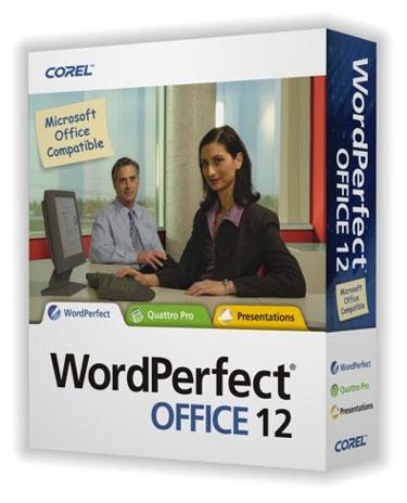 Vuelve WordPerfect Office, Imagen 1