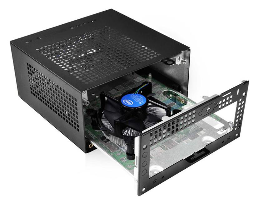 Intel y ASRock crean los DeskMini, ordenadores ultracompactos con socket LGA1151, Imagen 1