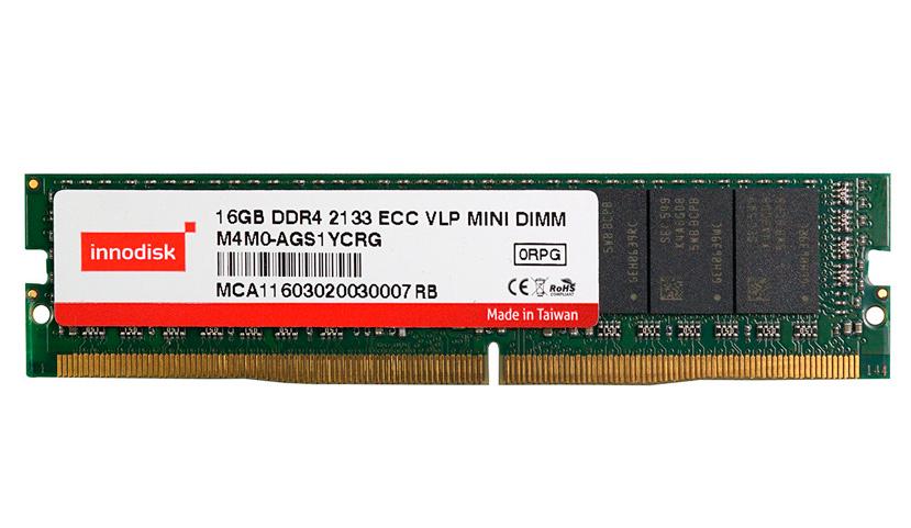 Nuevos módulos de memoria DDR4 Mini DIMM de Innodisk, Imagen 1
