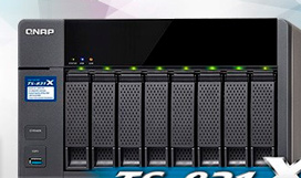 QNAP anuncia el NAS TS-831X con 8 bahías y procesador de cuatro núcleos