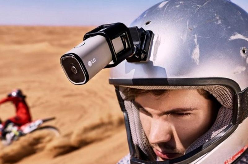 LG lanza su primera cámara de acción con conectividad LTE, Imagen 1
