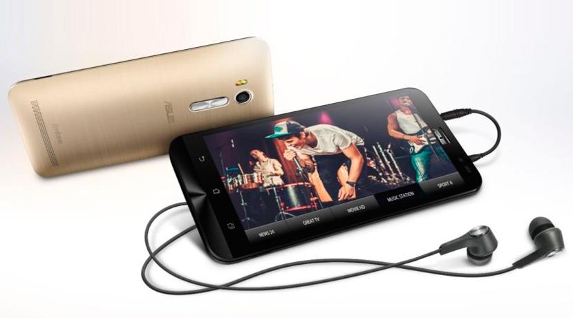 ASUS añade un sintonizador de TDT a su ZenFone Go TV, Imagen 1