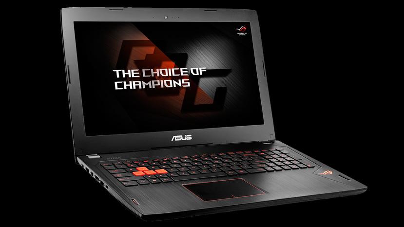 Nuevos portátil ASUS ROG Strix GL502 y auriculares ROG Strix Wireless, Imagen 1
