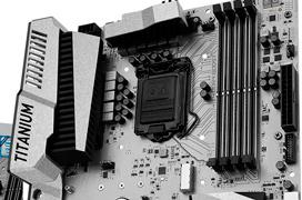 MSI anuncia la placa Z170A MPower Gaming Titanium con acabado metalizado