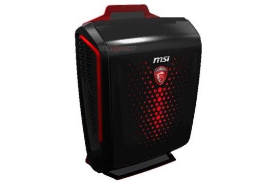 MSI deja ver una mochila-ordenador para Realidad Virtual, Imagen 1