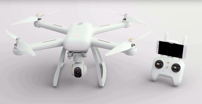Mi Drone, así es el nuevo dron de Xiaomi, Imagen 2