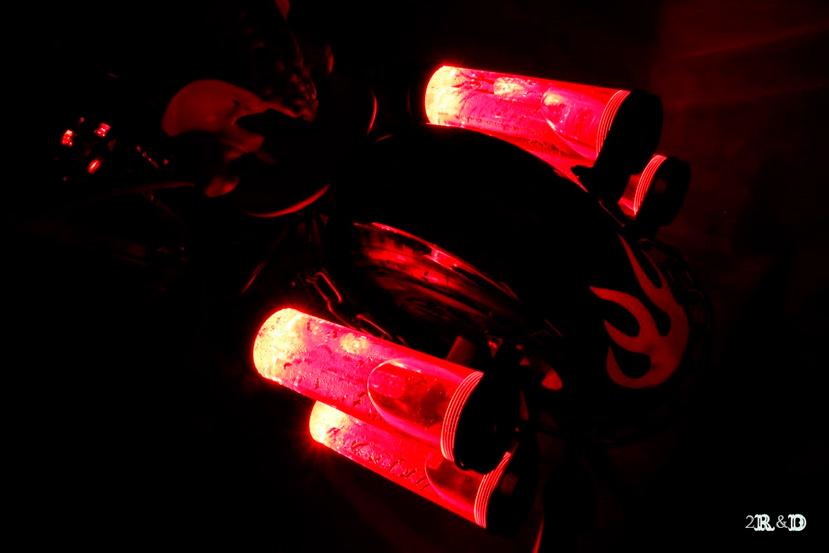 Alphacool quiere que ilumines tu depósito de RL con su anillo de LEDs Aurora , Imagen 2