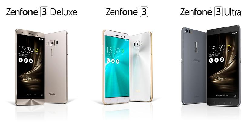 ASUS se pasa al metal y al cristal con sus nuevos Zenfone 3, desde 249 Dólares, Imagen 1