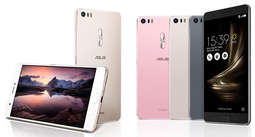 ASUS se pasa al metal y al cristal con sus nuevos Zenfone 3, desde 249 Dólares, Imagen 3