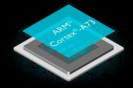 ARM anuncia sus nuevos núcleos Cortex-A73