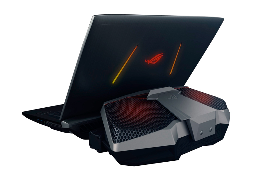 ASUS ROG GX800, el portátil más potente del mundo, Imagen 2