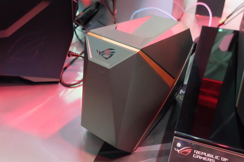 ASUS ROG G31, un ordenador compacto con dos GTX 1080 en SLI, Imagen 2