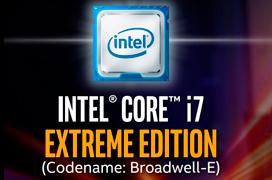 Llegan los procesadores Intel Broadwell-E con 10 núcleos