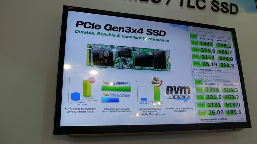 Nuevos SSD PCIe x4 NVMe de ADATA, Imagen 2