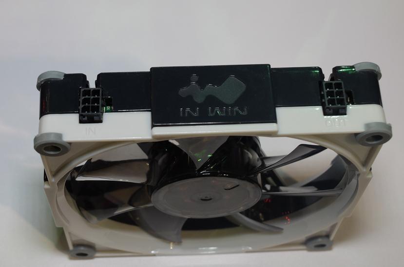 Nuevos ventiladores In Win Aurora con control remoto y conectores modulares, Imagen 3