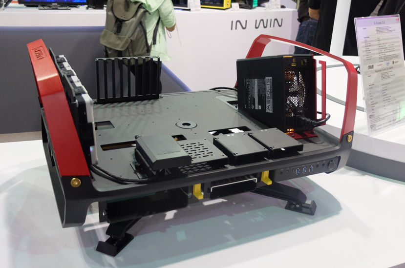 In Win desvela la segunda versión de su benchtable X-Frame 2.0 , Imagen 2