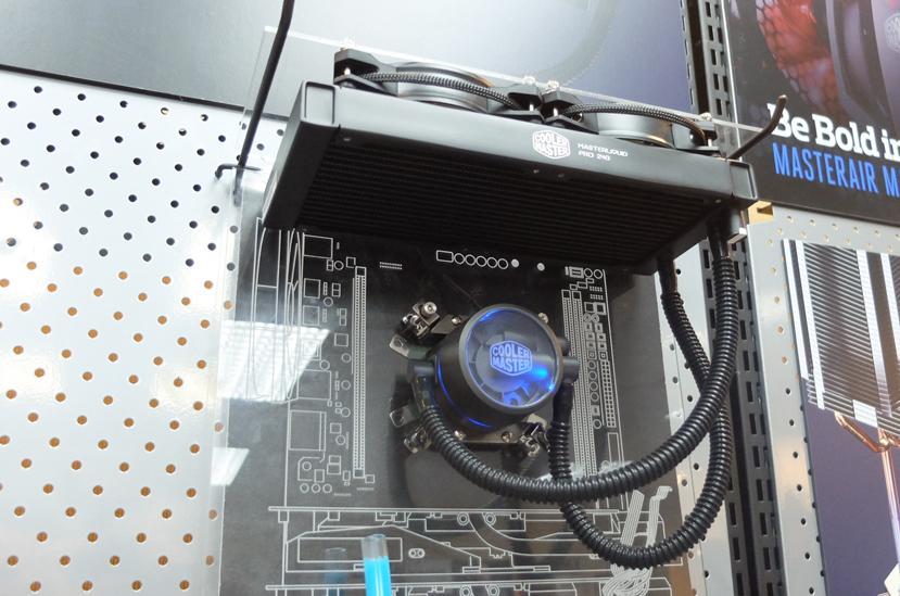 Conocemos las refrigeraciones líquidas MasterLiquid Pro de Cooler Master, Imagen 1