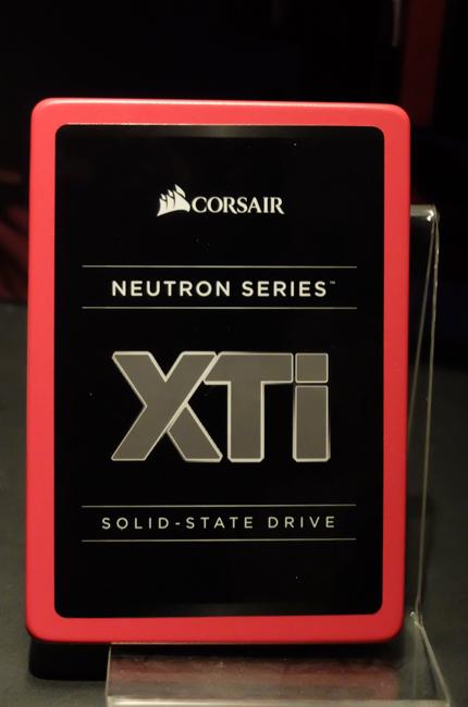 Nuevos SSD Neutron XTI de Corsair con controladora quad-core, Imagen 1