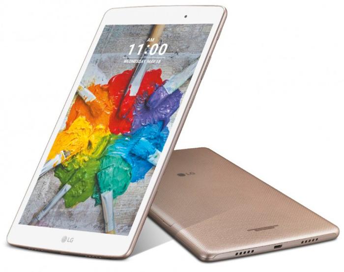 Nueva tablet LG G Pad X 8.0, Imagen 1