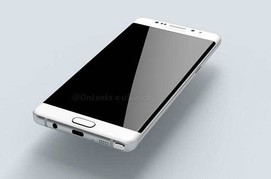 Samsung Prepara el Galaxy Note 7 para agosto, Imagen 1