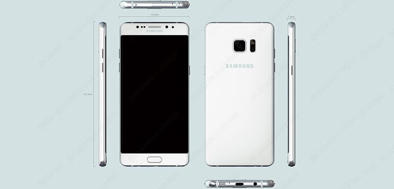Samsung Prepara el Galaxy Note 7 para agosto, Imagen 2