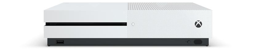 Microsoft anuncia la Xbox One S, más fina y con soporte para 4K y HDR, Imagen 1