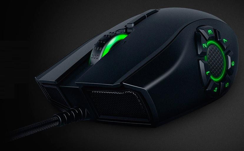 Razer pone al día su ratón para MOBAs Naga Hex V2 con un sensor de 16.000 DPI, Imagen 1