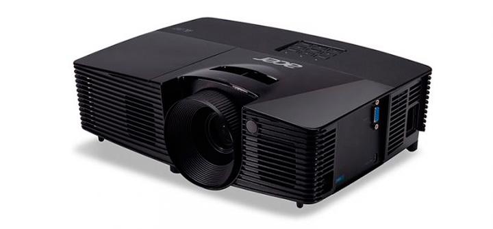 ACER X1, nuevos proyectores asequibles, Imagen 1
