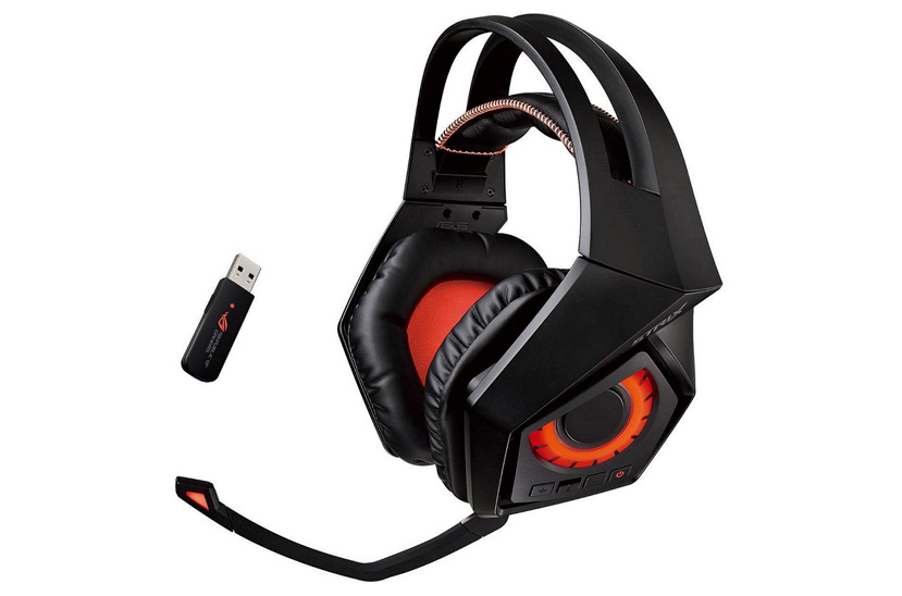 Ya disponibles en España los auriculares ASUS ROG Strix Wireless, Imagen 1