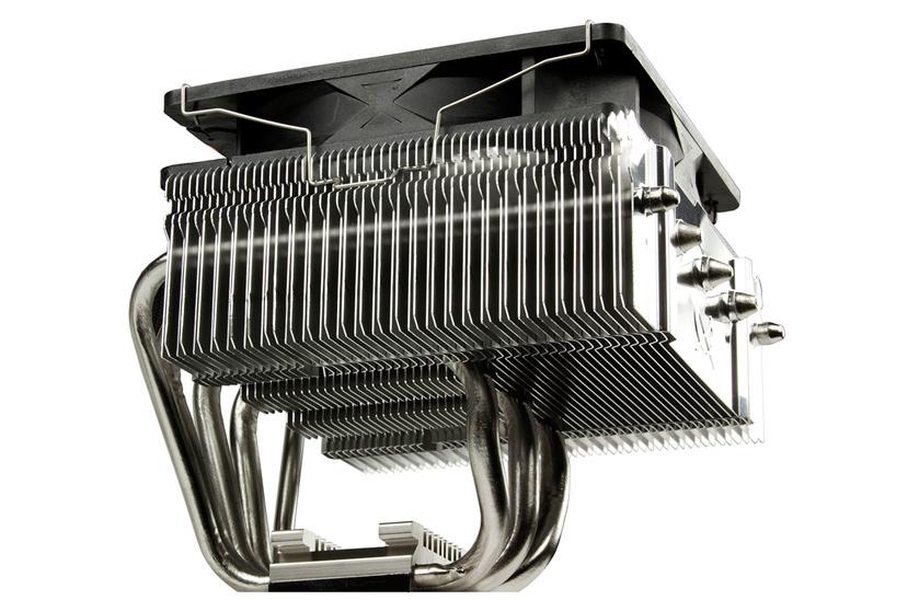 Scythe Kabuto 3, nuevo disipador horizontal compacto para CPU, Imagen 1