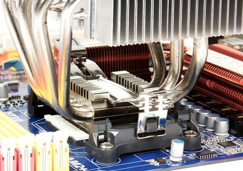 Scythe Kabuto 3, nuevo disipador horizontal compacto para CPU, Imagen 2
