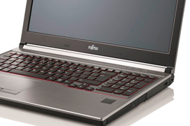 Fujitsu CELSIUS H730, estación de trabajo portátil de alto rendimiento con procesadores Intel Xeon Skylake y