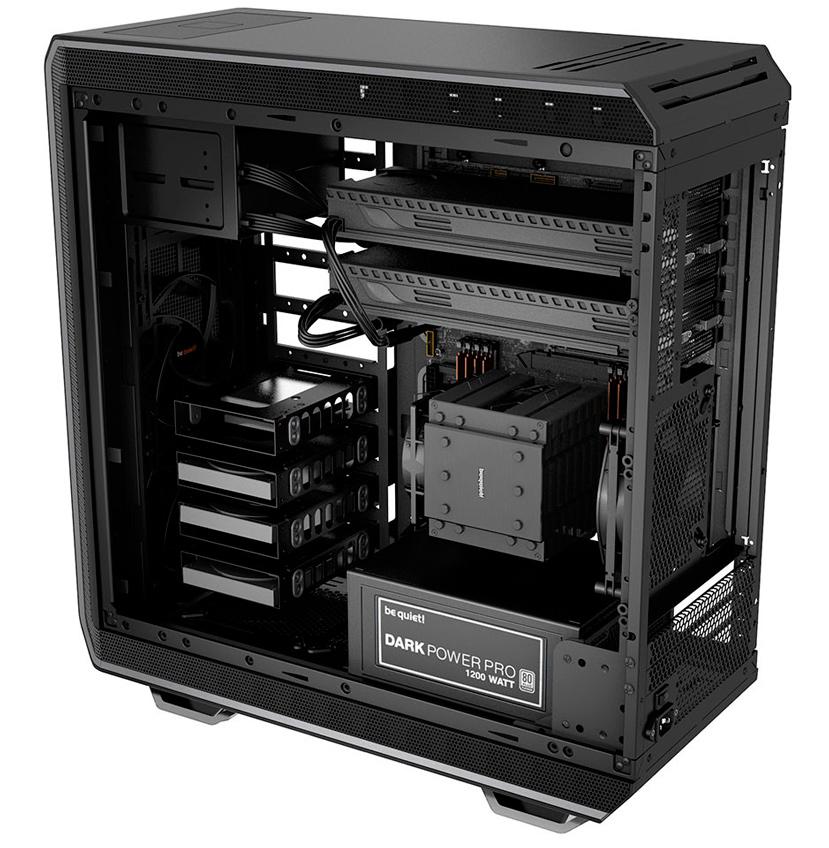 Nuevas cajas Dark Base 900 de Be Quiet! en formato Full-Tower, Imagen 2