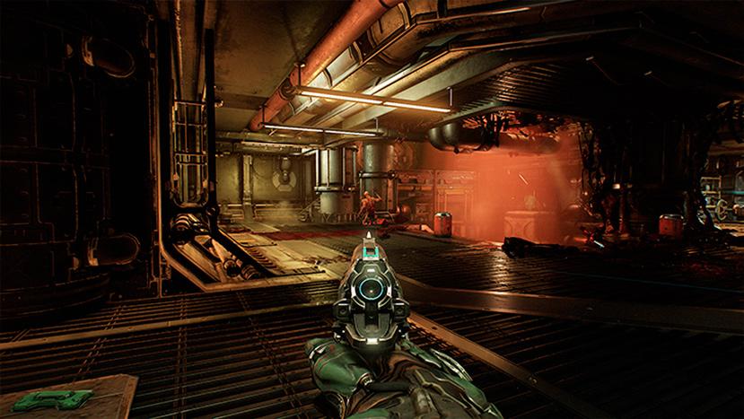 El nuevo Doom se actualiza con un  modo de arma centrada como en los 90, Imagen 1