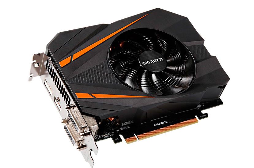 Gigabyte se atreve con una GeForce GTX 1070 ultracompacta , Imagen 1
