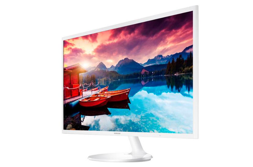 Samsung S32F351, nuevo monitor IPS de 32 pulgadas, Imagen 1
