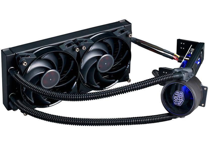 Nuevas refrigeraciones líquidas MasterLiquid Pro de Cooler Master, Imagen 1