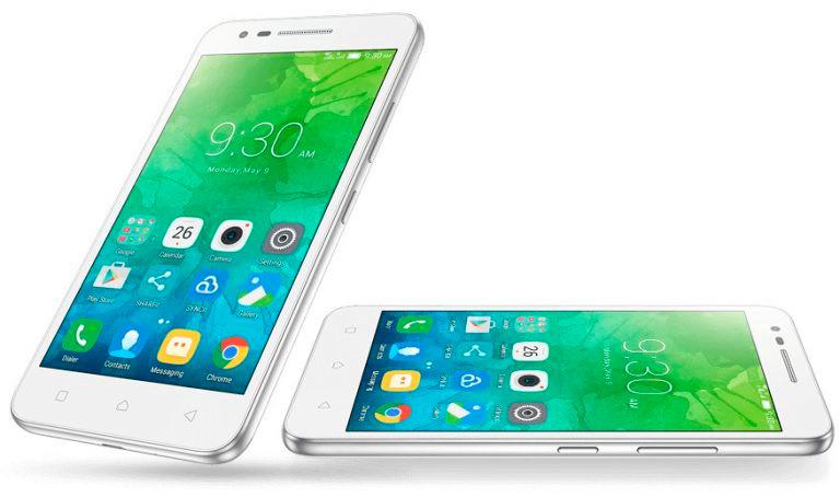 Lenovo Vibe c2, nuevo smartphone de gama de entrada, Imagen 1