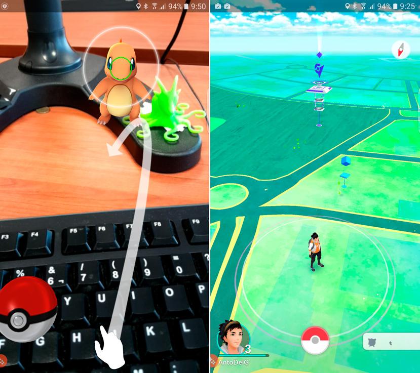 Pokemon Go llega a España, Imagen 1