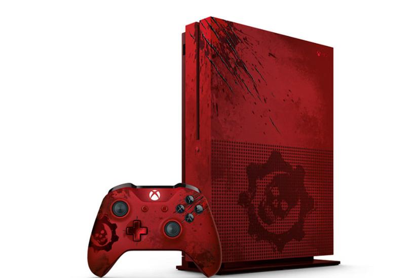 Microsoft lanzará una edición especial de la Xbox One S junto con el Gears of War 4, Imagen 1