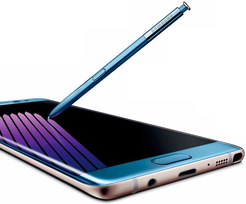 Nuevas imágenes del Galaxy Note 7 confirman el Stylus y el USB-C, Imagen 1