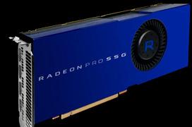 AMD Radeon PRO SSG, nueva gráfica profesional con 1 TB de SSD integrado