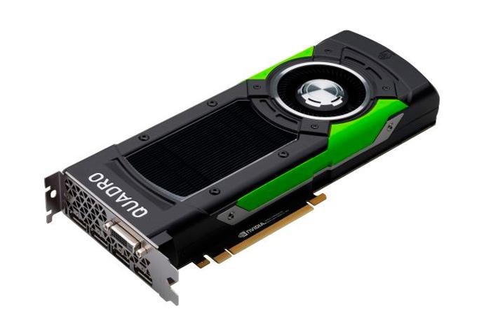 NVIDIA Quadro P6000, GPU GP102 completa con 24 GB de memoria GDDR5X, Imagen 1