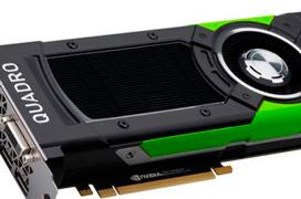 NVIDIA Quadro P6000, GPU GP102 completa con 24 GB de memoria GDDR5X