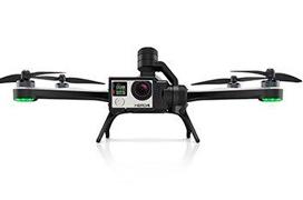 Primera imagen de Karma, el drone que prepara GoPro