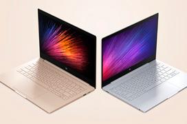Xiaomi actualiza su Mi Notebook Air con procesadores Intel Coffee Lake