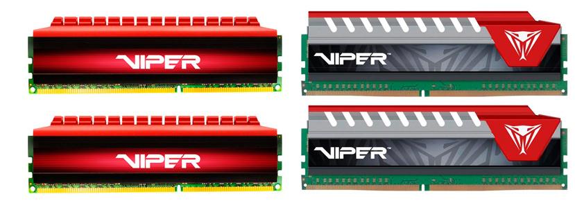 Nuevas memoria DDR4 Patriot Viper a 3733 MHz , Imagen 1