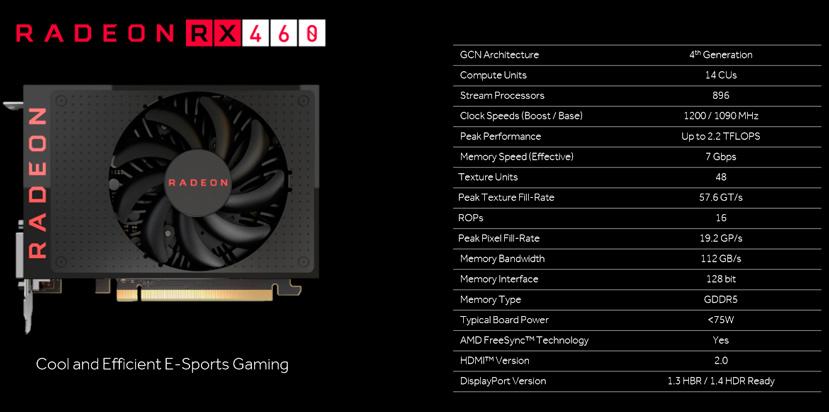 Llegan las AMD Radeon RX 470 y RX 460, Imagen 2
